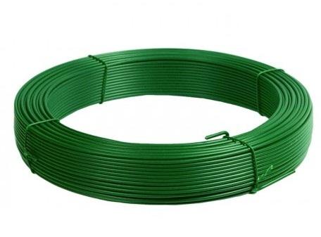 Filo di tensione plastificato verde diametro 2 8mm per for Poli arredamenti