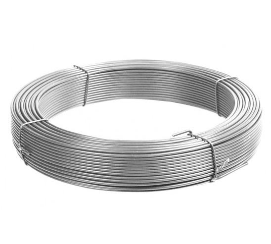 Filo di tensione zincato   diametro 2,2mm   per recinzioni in rete ...