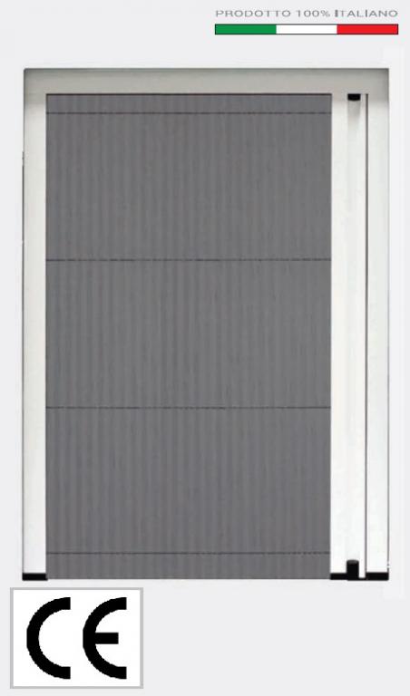 Zanzariera plissettata verticale o laterale colori for Poli arredamenti