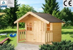 Casette Da Giardino Economiche : Casetta da giardino per bambini in legno d abete nordico 16mm