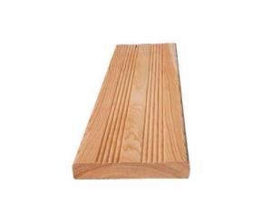 Listone Pavimento In Legno Di Larice Decking Trattato Umidita 20 Con Antiblu Dimensioni 2 7x14 5x200 Cm