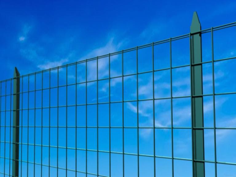 25mt rotolo rete metallica zincata plastificata for Rete ombreggiante grigia