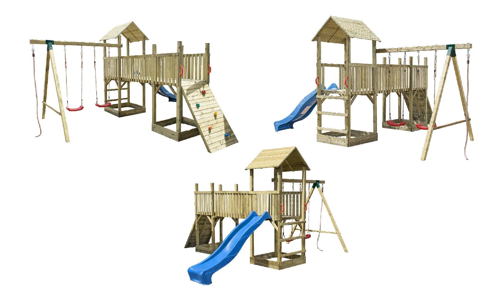 Giochi Per Bambini In Giardino altalena con scivolo e giochi da giardino per bambini in