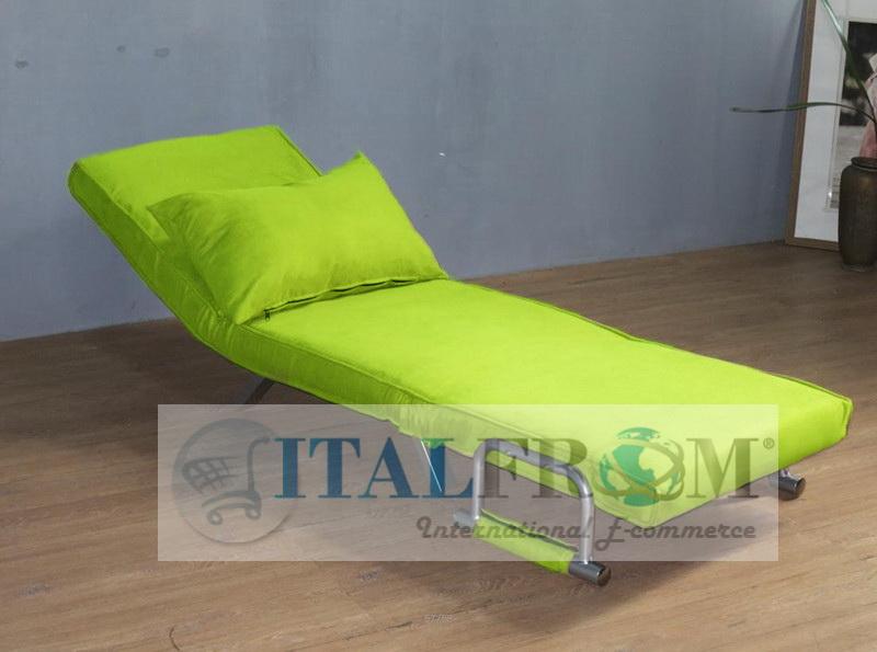 Divano letto sof bed vari colori divani 67x69x83h for Divano letto 1 piazza