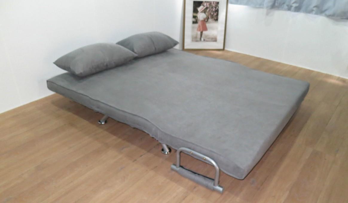 Divano letto sof bed vari colori divani 155x69x83h divanetti divano letto 2 piazze - Letto da esterno ...