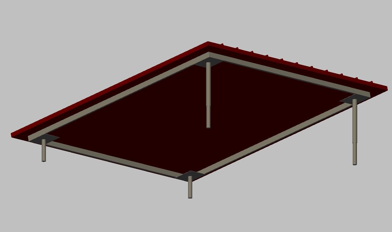 Box recinto modulare per cani in ferro zincato plastificato verde ...