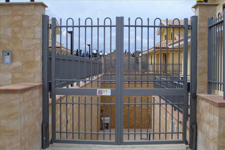 Fence Panel Colorado Standard Railing Galvanized Wrought