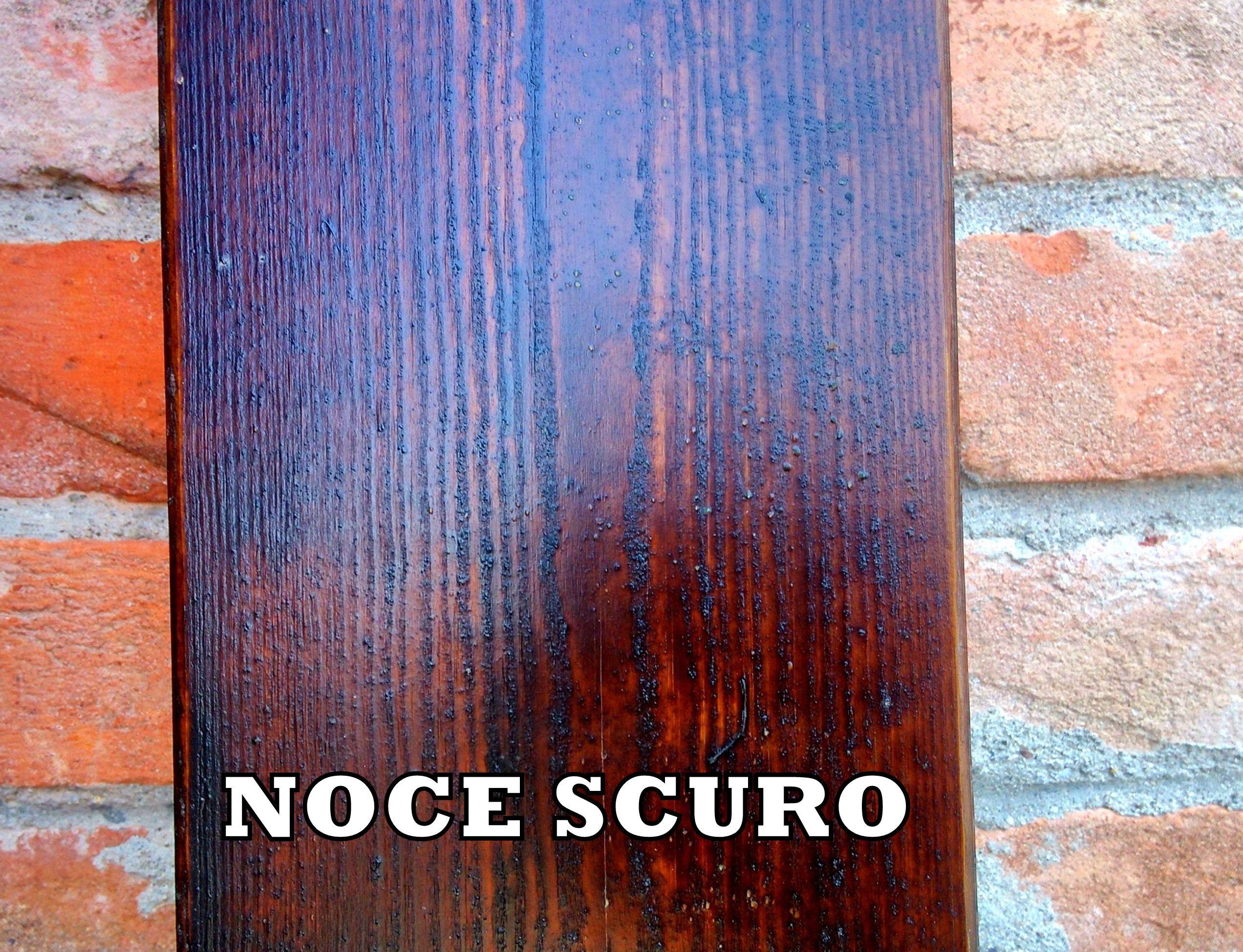 Soppalco In Legno Per Esterno vernice-impregnate effetto cera rioverde per legno a forte