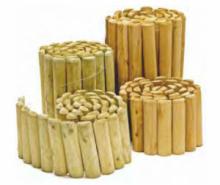 Recinzioni e pali in legno arredo giardino in legno for Aiuole in legno
