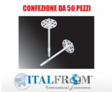 Collante e Rasante per Pannelli Isolanti Fassa Eco Light 950 Sacco da 25 kg ITALFROM