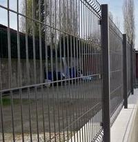 Tutte le nostre recinzioni in rete metallica modulari e for Bricoman cancelli