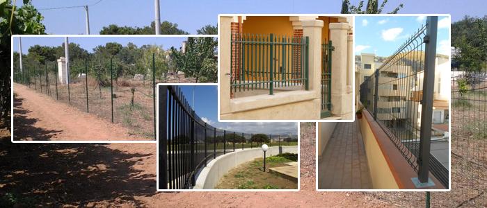 HomePage-Vendita online scaffalature da magazzino, recinzioni rete metallica e modulari e pali e ...